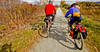 Cyclist(s) on Vermont's Missisquoi Valley Rail Trail-0056 - 72 ppi-2