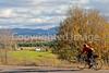 Biker on Confederate bank robbers' trail north of Enosburg Falls, VT-C3-- - 72 ppi