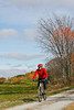 Cyclist(s) on Vermont's Missisquoi Valley Rail Trail-0019 - 72 ppi
