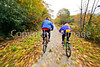 Cyclist(s) on Vermont's Missisquoi Valley Rail Trail - 2 -0444 - 72 ppi