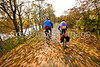 Cyclist(s) on Vermont's Missisquoi Valley Rail Trail - 2 -0321 - 72 ppi