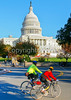 Cyclists near Capitol in DC - 0267 - 72 ppi