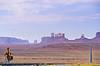 Tourer near Monument Valley Navajo Tribal Park on UT-AZ border - 3 - 72 ppi