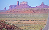 Tourer near Monument Valley Navajo Tribal Park on UT-AZ border - 12 - 72 ppi