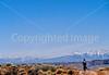 Mountain biker on White Rim Trail in Utah's Canyonlands National Park - B ut wr 65