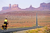 Tourer near Monument Valley Navajo Tribal Park on UT-AZ border - 2 - 72 ppi