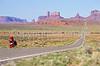 Tourer near Monument Valley Navajo Tribal Park on UT-AZ border - 5 - 72 ppi