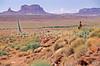 Tourer near Monument Valley Navajo Tribal Park on UT-AZ border - 7 - 72 ppi