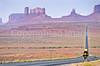 Tourer near Monument Valley Navajo Tribal Park on UT-AZ border - 11 - 72 ppi