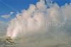 Yellowstone NP - geyser steam - 2 - 72 dpi