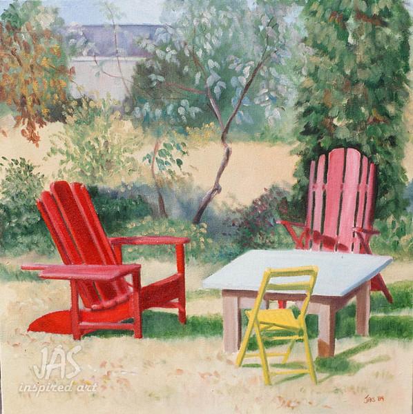 Farmington Backyard