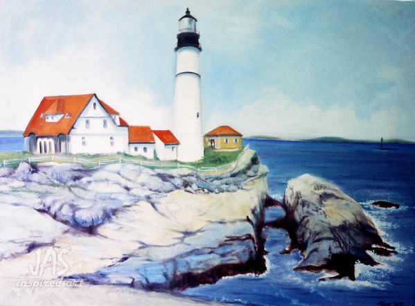 Portland Head Light Maine