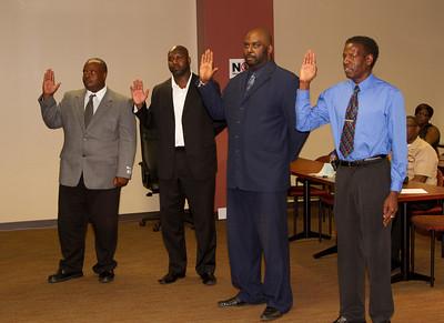 100 BLACK MEN OF JACKSONVILLE INDUCTION CEREMONY