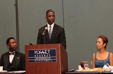 Bernard V. Gregory Scholarship Banquet Oct 2010