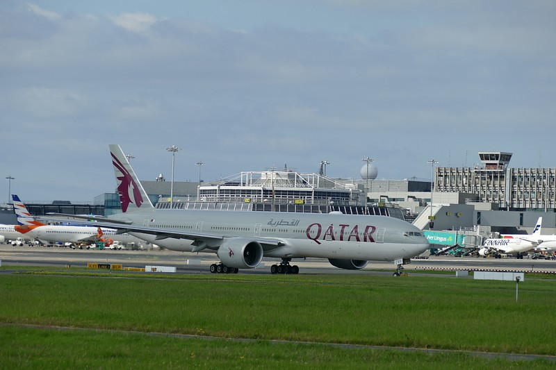 13.7.19. Planes at Dublin Airport.