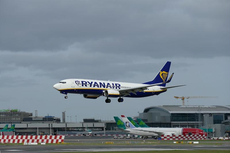 23.3.19. Planes at Dublin Airport.