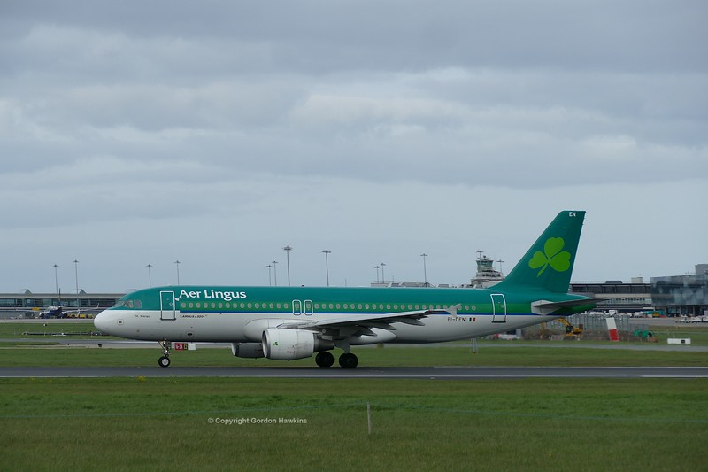 23.3.19. Planes at Dublin Airport.