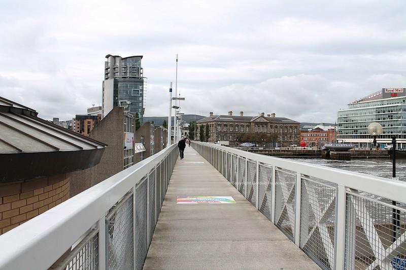 27.9.12. The Lagan Weir in Belfast