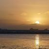 6.1.19. Sunrise over Dublin Bay.