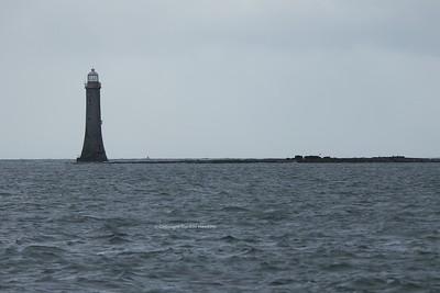 8.3.20. Haulbowline Lighthouse near Cranfield Point Co.Down.