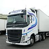 8.9.18. Lorries at Kilkeel Harbour Co.Down.