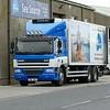 7.9.19. Lorries at Kilkeel Harbour Co.Down.