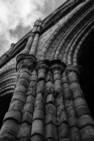 Holyrood Abbey VII