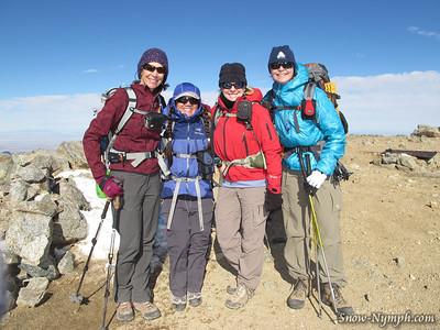 2011 (Dec 10) Mt Baldy via Ski Hut Trail, San Gabriel Mountains
