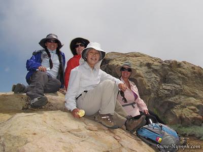 2011 (June 7)  Chief Peak, Ojai, Ventura County