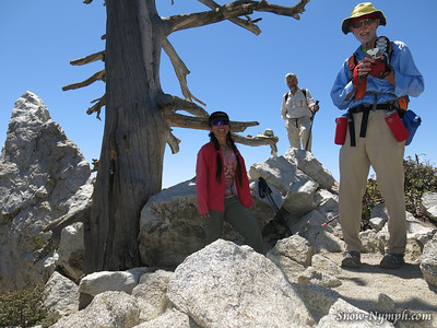 2014 (Apr 24) Bighorn, Ontario and Timber, San Gabriel Mtns
