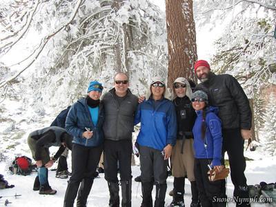 2012 (Dec 15) Shin's 300th summit of Mt Baldy