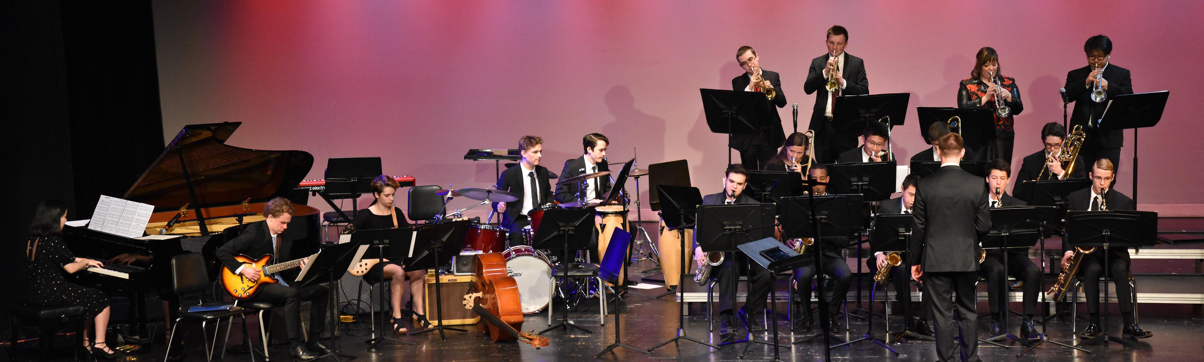 Conestoga High School Jazz Ensemble