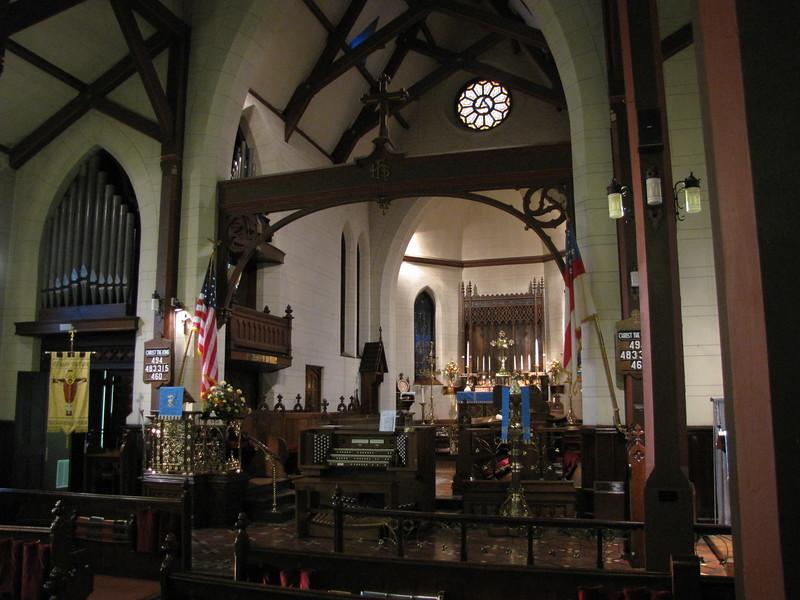 Christ Episcopal, Williamsport, PA