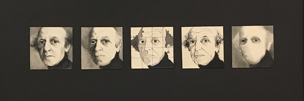 FIVE FACES OF A MAN