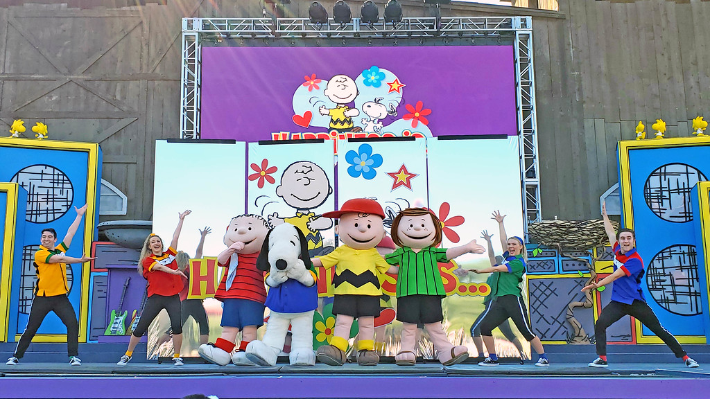 PICTORIAL: 2020 'Knott's PEANUTS Celebration' features fun surprises, fan-favorites in its third year