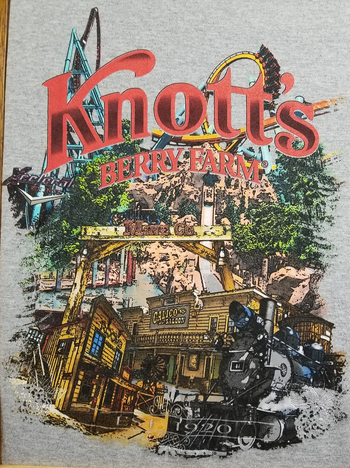 KNOTT'S BERRY FARM honors US Veterans with free admission select dates in November, December