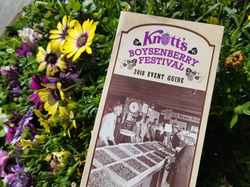 PICTORIAL: A full taste of the 2018 Knott's Boysenberry Festival!