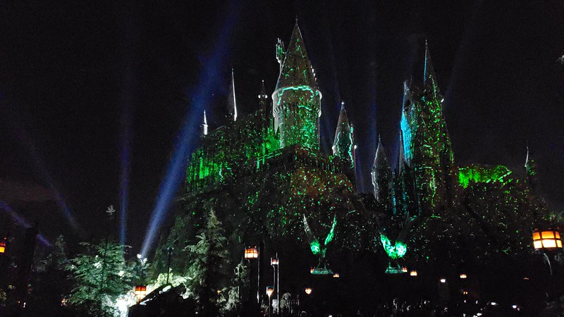 PICTORIAL: 'DARK ARTS' shine a new light on Wizarding World at Universal Studios Hollywood