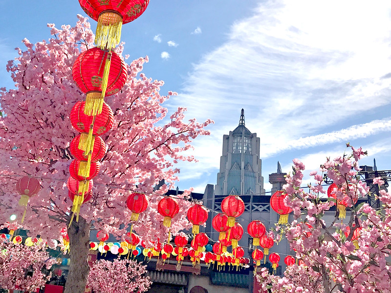 PICTORIAL: Universal Studios Hollywood rings in the 2020 Lunar New Year with updated offerings