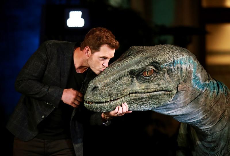 """Jurassic World—The Ride"" Grand Opening Celebration at Universal Studios Hollywood"