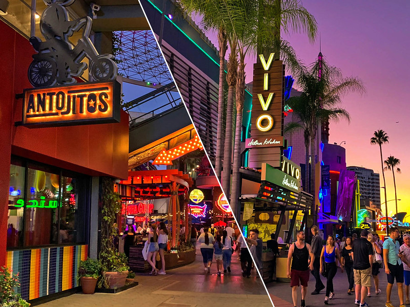 FIRST TASTE: Universal CityWalk Hollywood serving up new takes on classic Mexican and Italian concepts