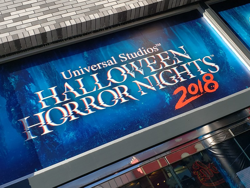 PICTORIAL: Inside 2018 Hollywood Halloween Horror Nights at Universal Studios Hollywood