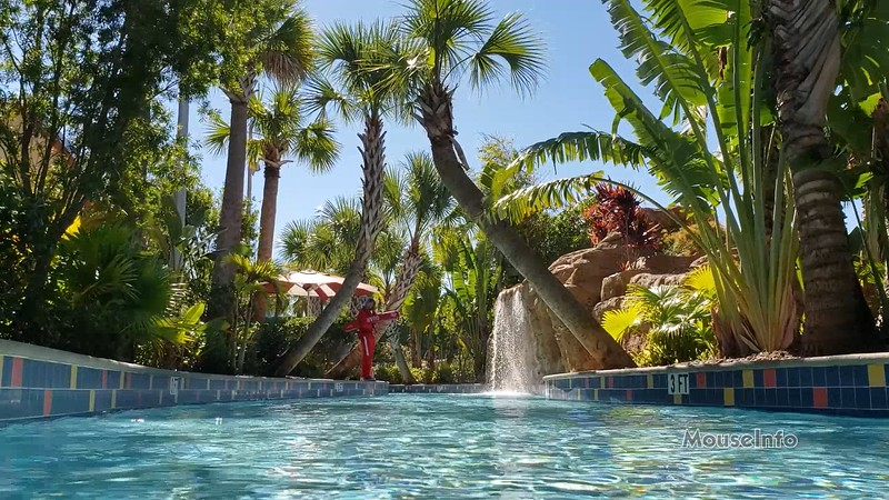 PICTORIAL: We tried to pool-hop all 6 Universal Orlando Resort's hotel pools!
