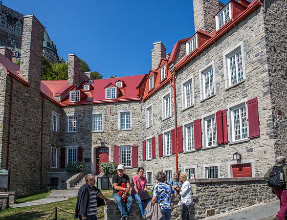 Quebec City and Cruise