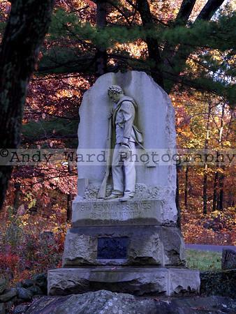 Gettysburg Fall Colors