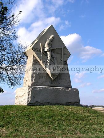 Gettysburg Monuments & Buildings
