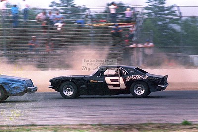 Oxford Plains Speedway-Chargers & Street Stocks