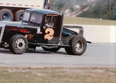 Thompson Speedway-Big Rig Trucks