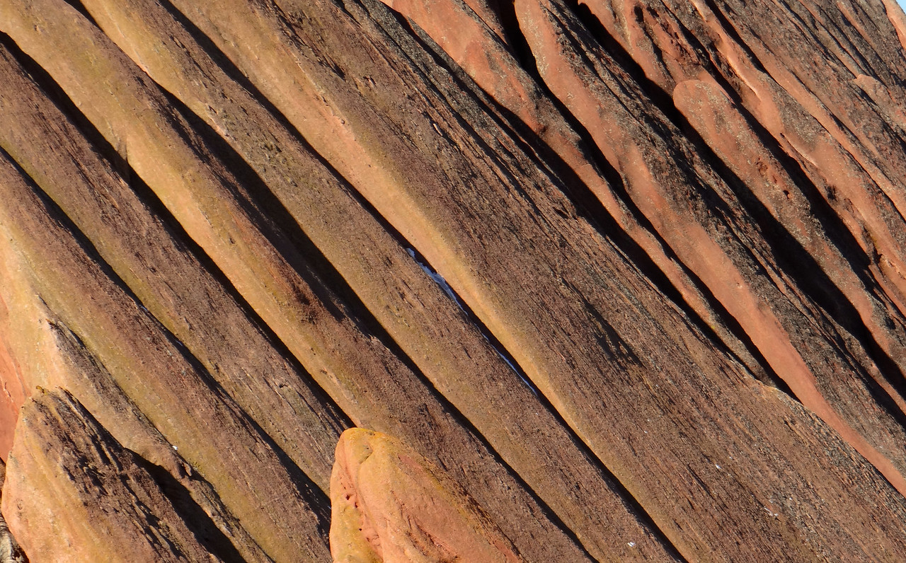 Roxborough Park sandstone monoliths
