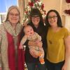 Deda, Sarah & Ben, Amy before Shawn's concert